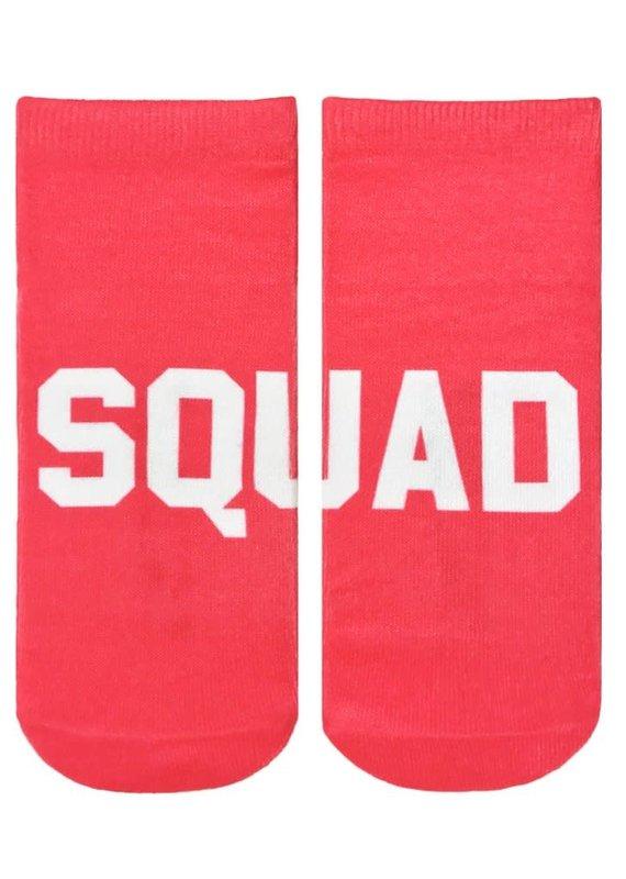 Living Royal Ankle Socks-Squad