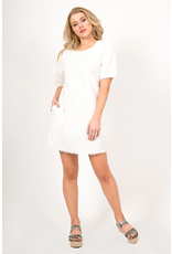 Loveriche Distressed Dress