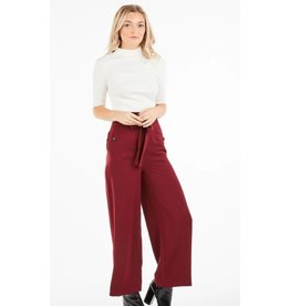 Very J Wine Pants