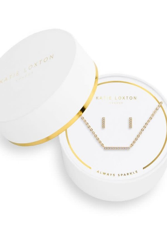 Katie Loxton Sentiment Set- Always Sparkle