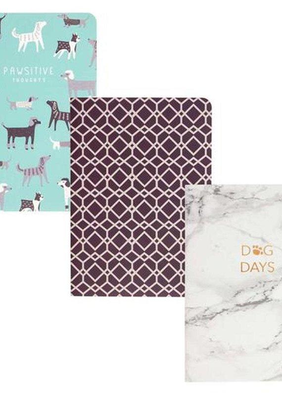Karma Pocket Notebook-Dog