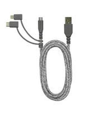 Tech Candy Triple Header Maxi Long USB