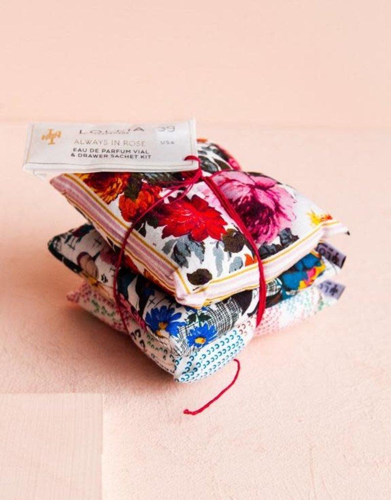 Lollia Always in Rose Parfum Sachet Kit