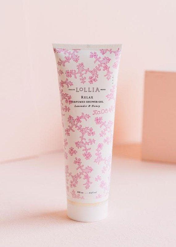Lollia Relax Perfumed Shower Gel