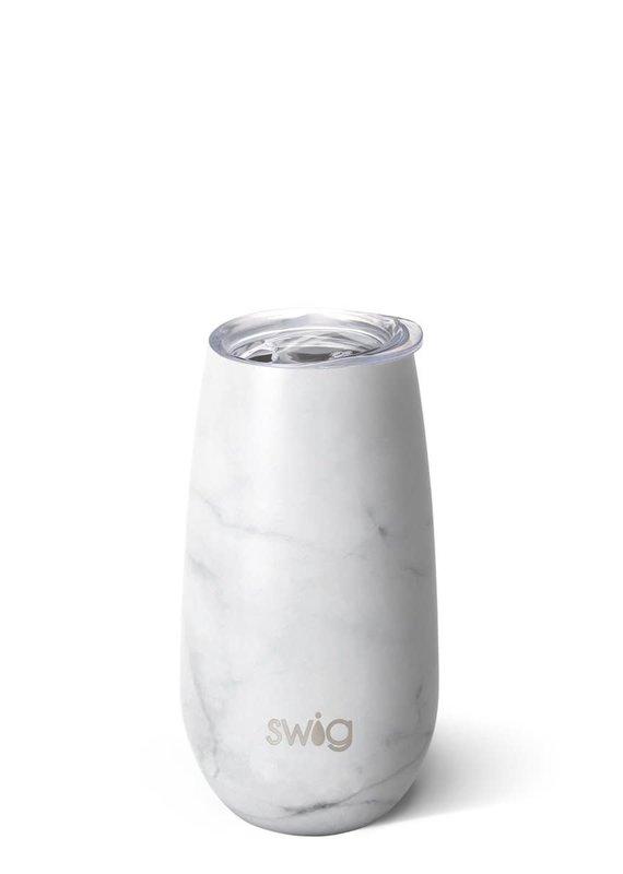 Swig Swig 6oz Flute-Matte Marble