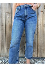 Flying Monkey Jeans High Rise Crop Straight
