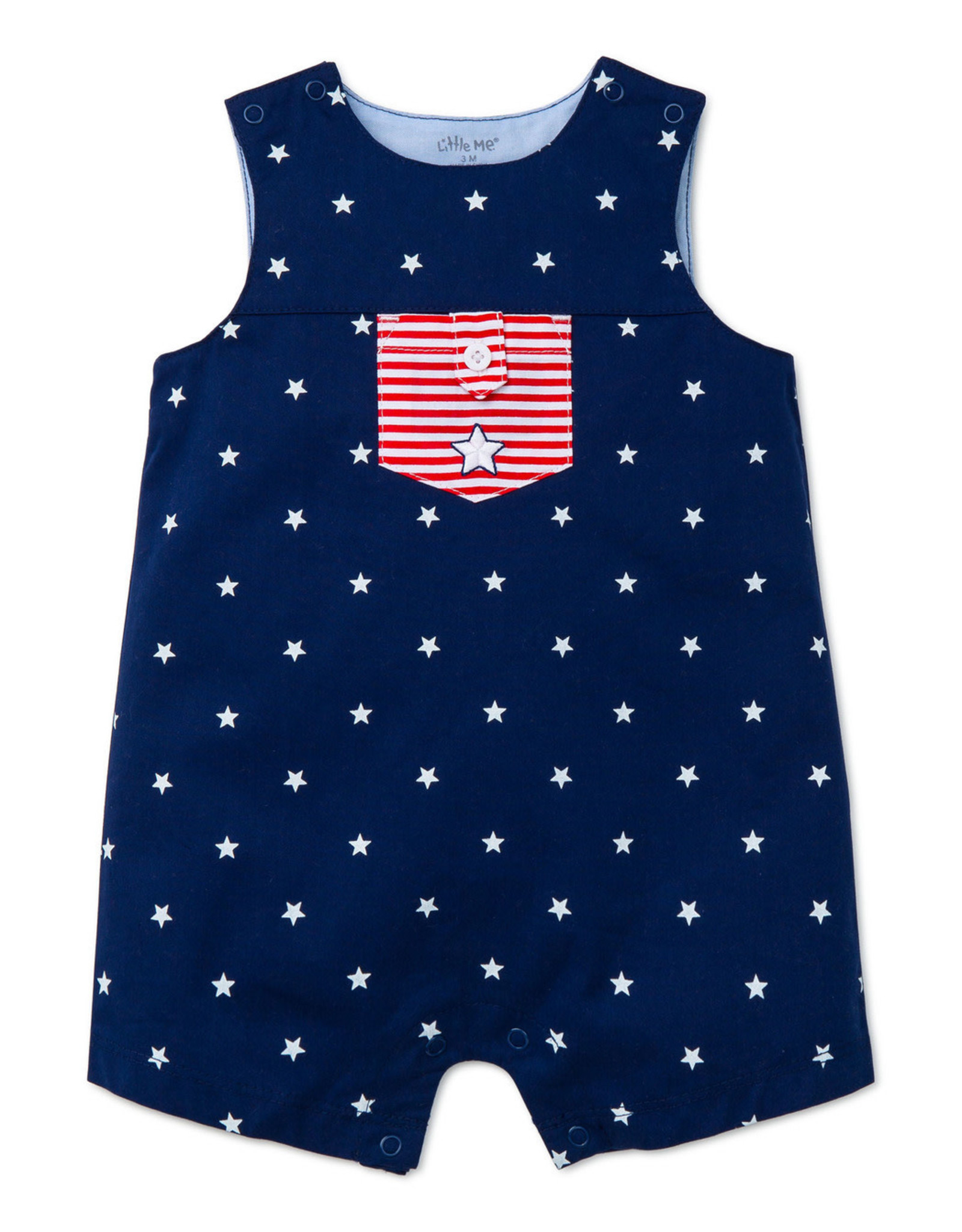 Little Me Boy Americana-6M