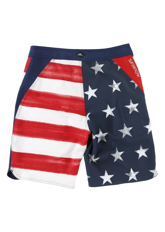 O'Neill Sportswear Sneakyfreak Scallop Shorts