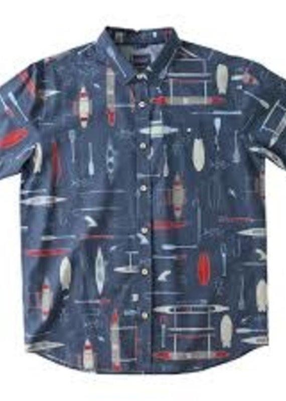 O'Neill Sportswear Outrigger Woven Shirt-M