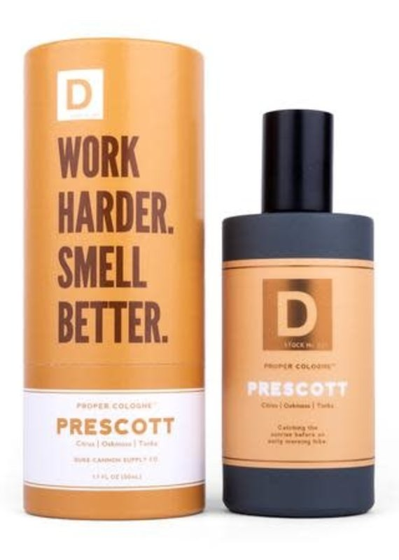 Duke Cannon Supply Co Proper Cologne-Prescott