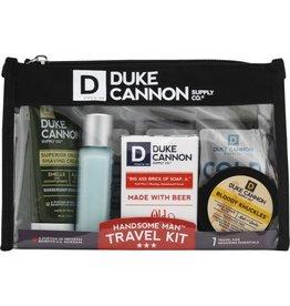 Duke Cannon Supply Co Handsome Man Travel Kit