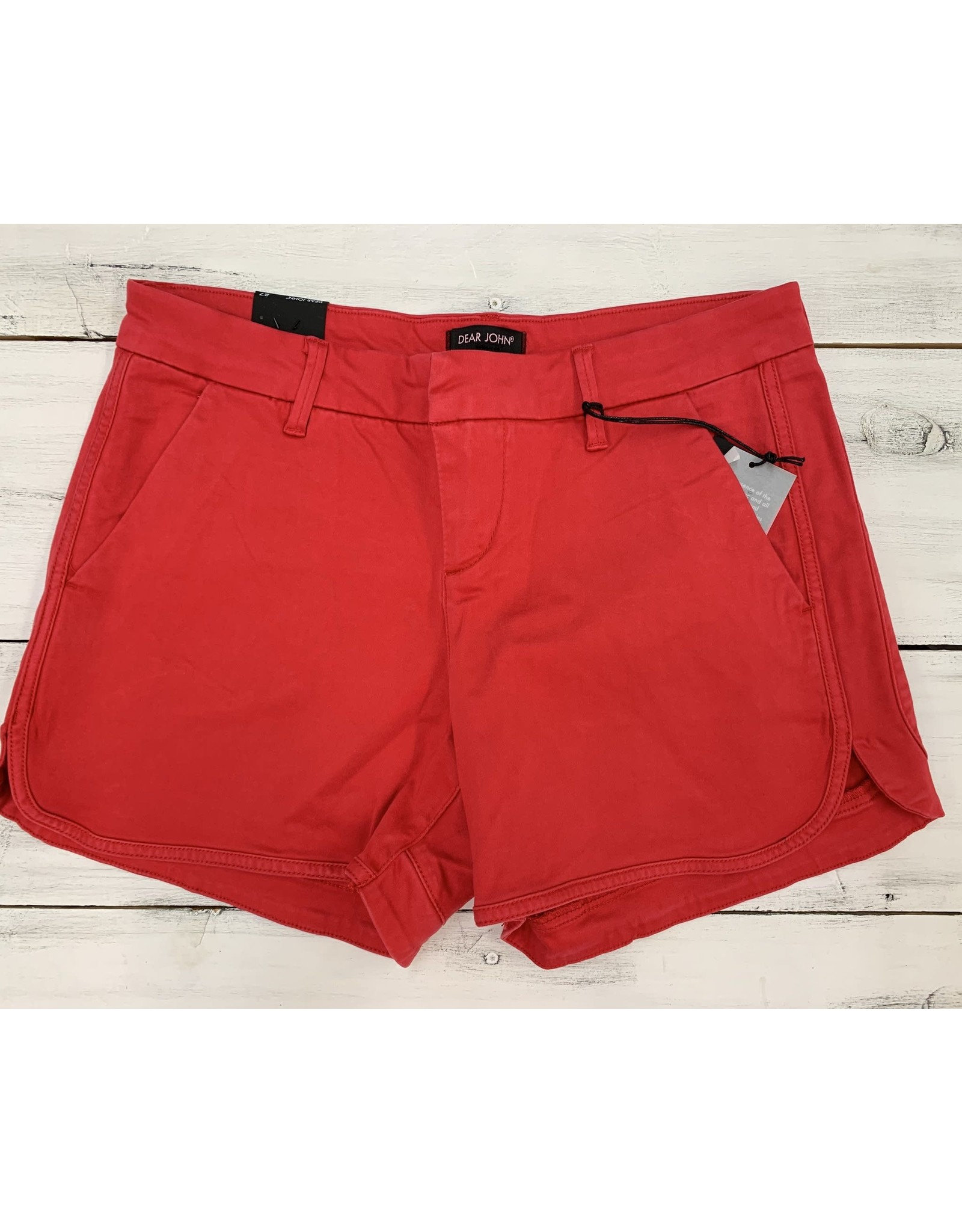 Dear John Camille Trouser Tulip Short-Red