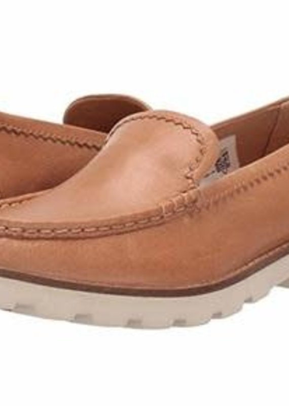 Sperry Tan Leather Loafer