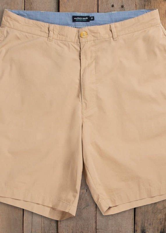 "Southern Marsh Windward Summer Shorts- 8"""
