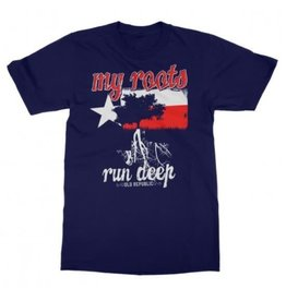 Rebel Rose Texas Roots Shirt