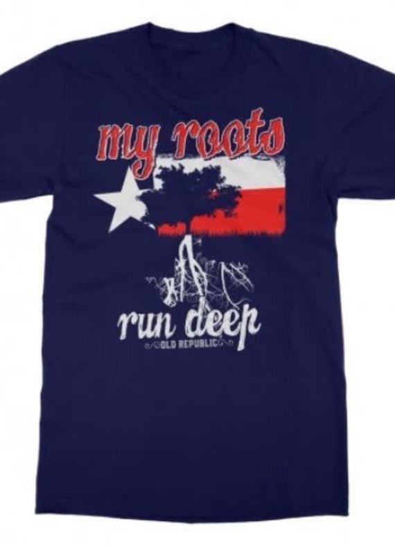Rebel Rose Texas Roots Shirt
