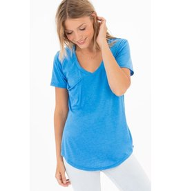 Z-Supply The Pocket Tee-Directoire-L