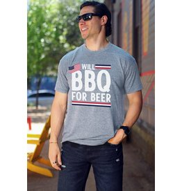 Burlebo Will BBQ for Beer