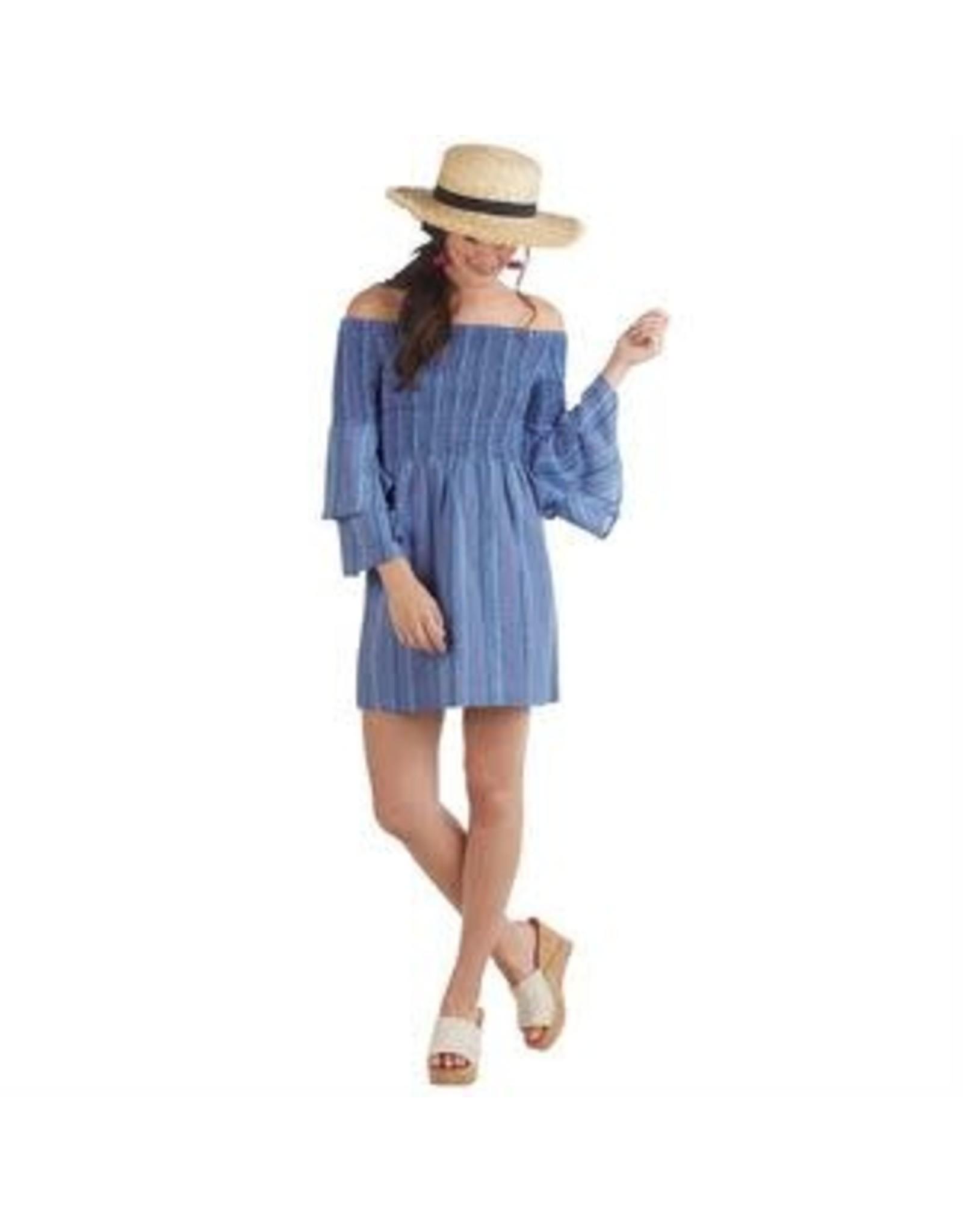 Desi Off-Shoulder Dress (Large)