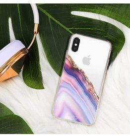 Casery Pink/Blue Agate iPhone 8/7/6