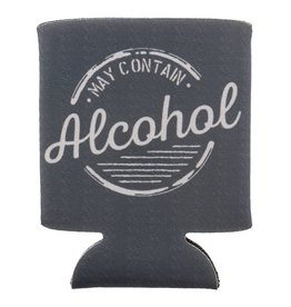 Wit May Contain Alcohol Koozie