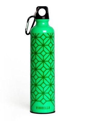 Vinrella Shamrock Bottle Umbrella