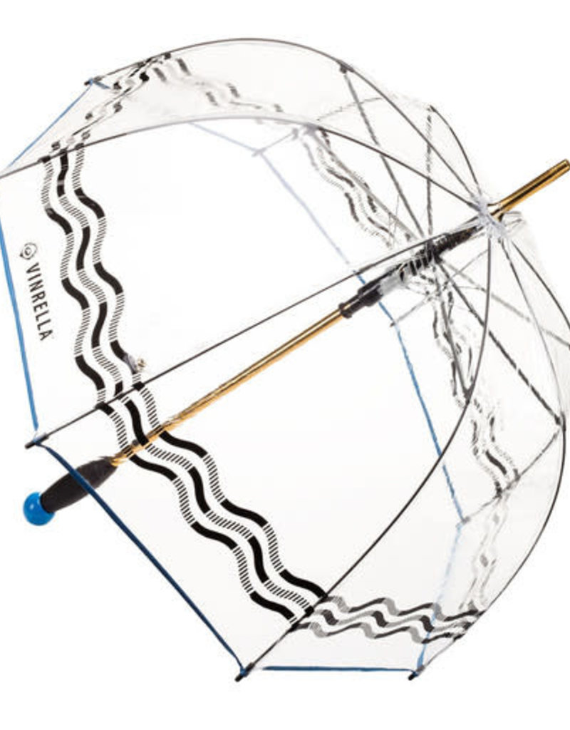 Vinrella Bubble Umbrella-Wave