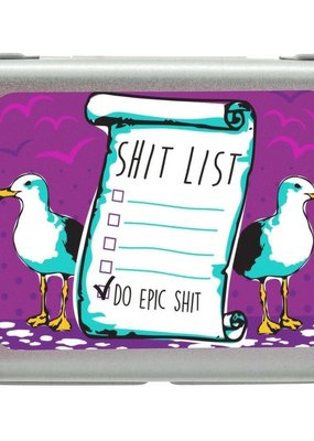 Wit Bitch Box-Seagull
