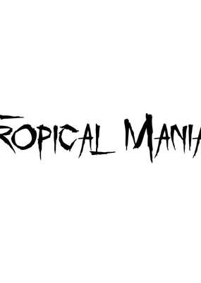 Tropical Maniac Tm Decal
