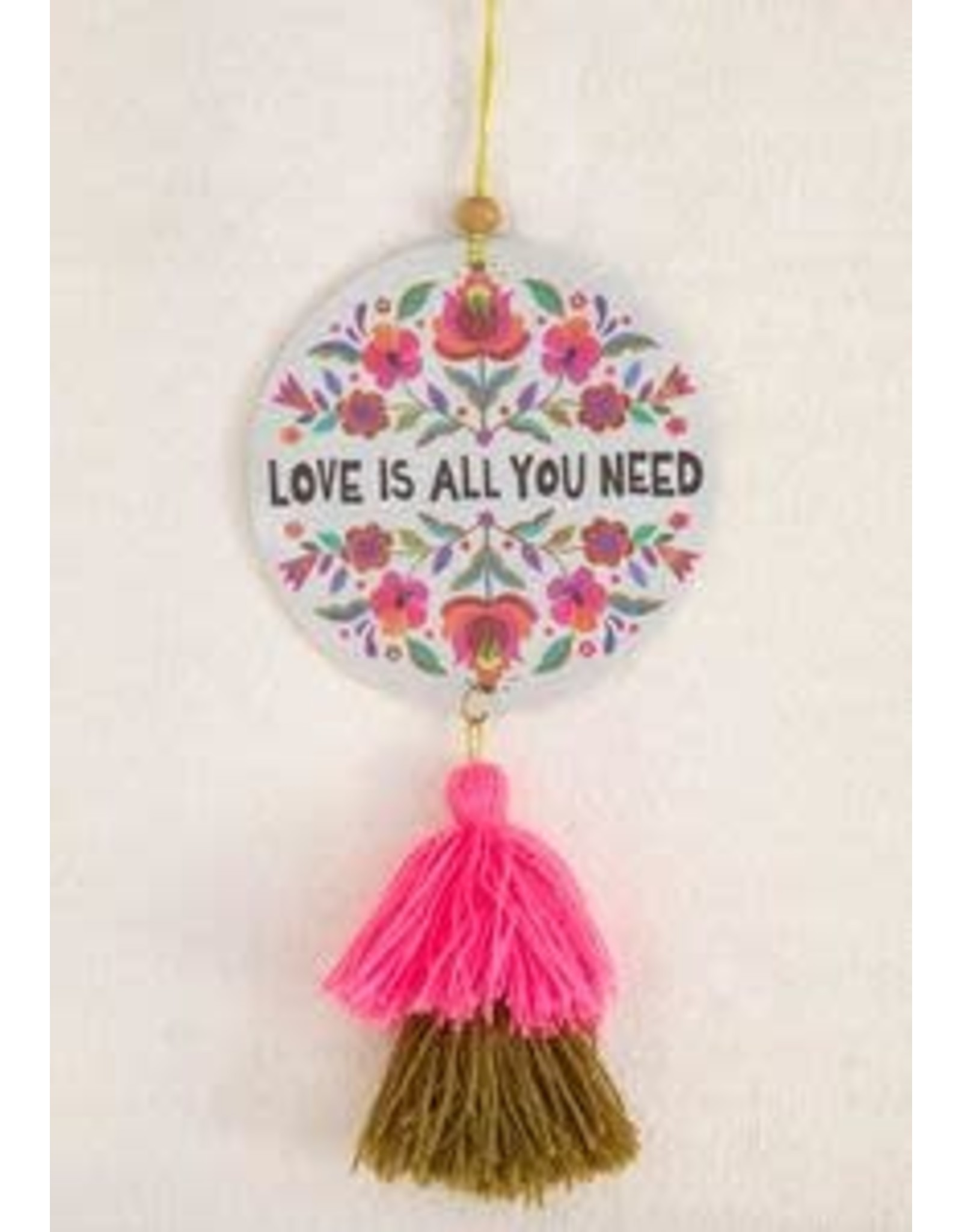 Natural Life Air Freshener- Love