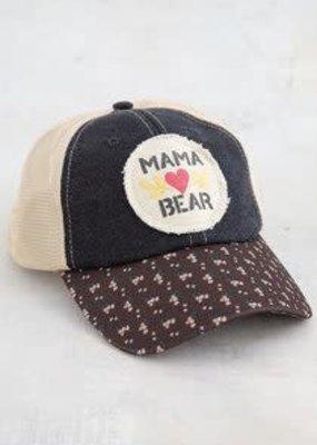 Natural Life Mama Bear Hangout Hat