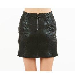 Loveriche Black Skirt