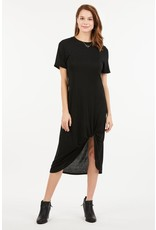 Loveriche Black Dress