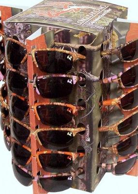 McMillin Imports Co.,Inc. Longleaf Camo Sunglasses