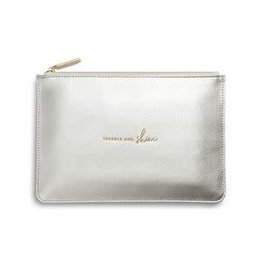 Katie Loxton Perfect Pouch- Sparkle & Shine