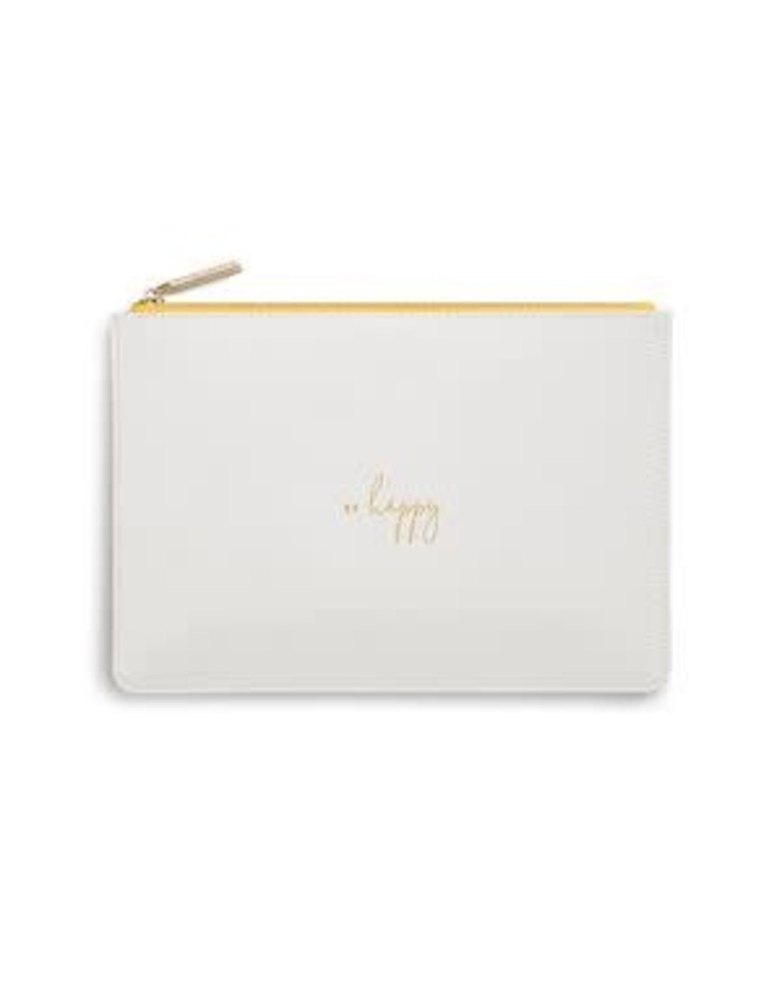 Katie Loxton Colour Pop Perfect Pouch- White