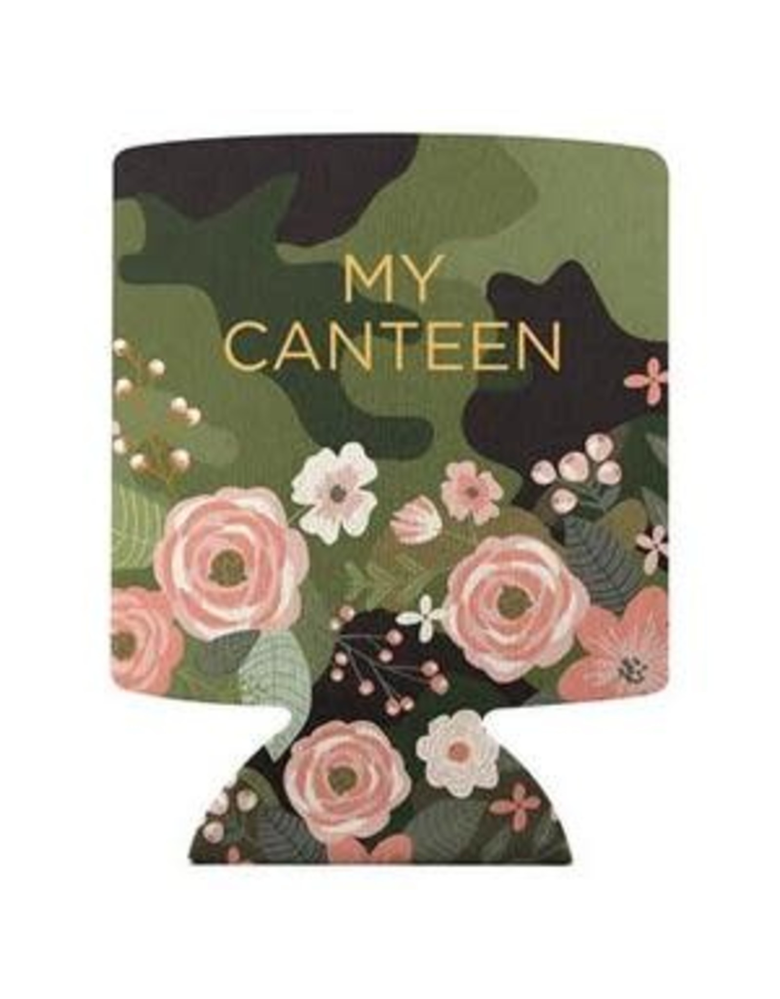 Karma Can Cooler-Pink Camo