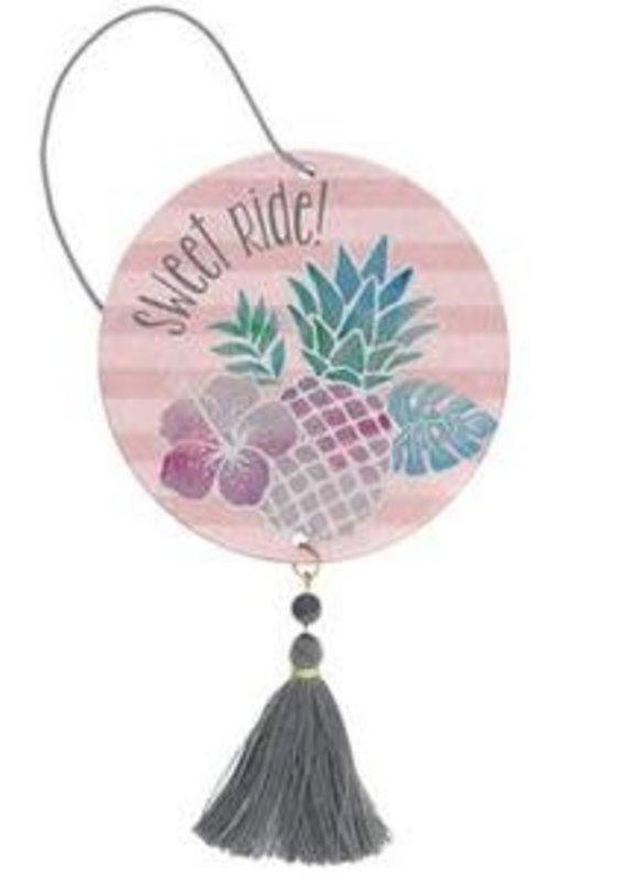 Karma Air Freshener-Pineapple