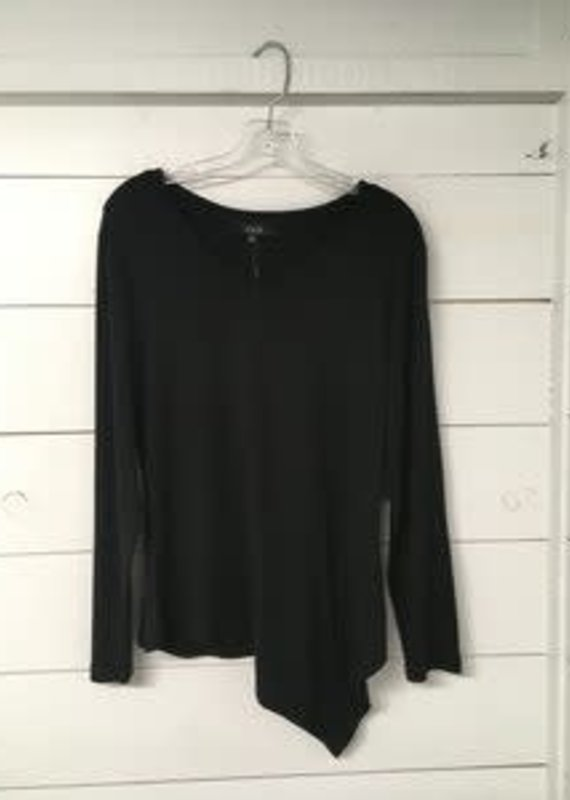 Joh Kelly Top L/S V-Neck