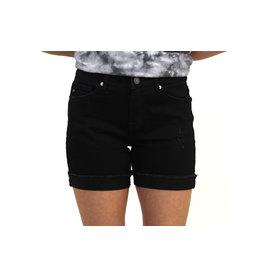 Kancan High Rise Cuffed Shorts