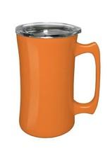 True North 20oz Stainless Steel Beer Stein-Sport Orange