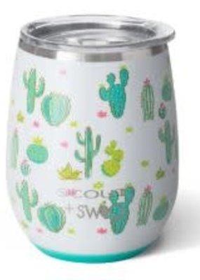 Swig Swig 14oz Wine Cup-Cactus