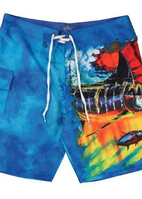 Guy Harvey Mad Tropix Boardshort