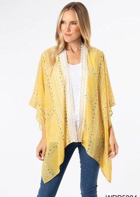 Ganz USA LLC Crochet Trim Wrap