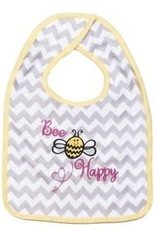 Ganz USA LLC Bee Happy Bib