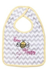 Ganz USA LLC Bee Happy Bib