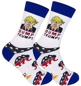Funatic Dump Trump Socks