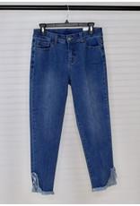 Jerell Clothing Company 5 Pkt Crop Jean