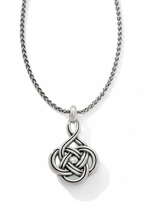 Brighton Interlock Petite Necklace