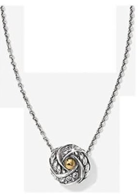 Brighton Neptune's Rings Pet Knot Necklace